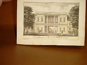 Berlinischer Taschen - Kalender auf das Gemein-Jahr 1825.