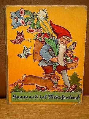 Komm mit ins Märchenland.: Steinkamp, Maria