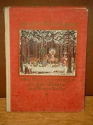 Das Christkind kommt. Ein Weihnachtsbuch für Kinder: Müller, Marga (