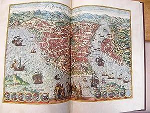 Beschreibung und Contrafactur der vornembster Stät der Welt 1574-1618. Civitates Orbis Terrarum. ...
