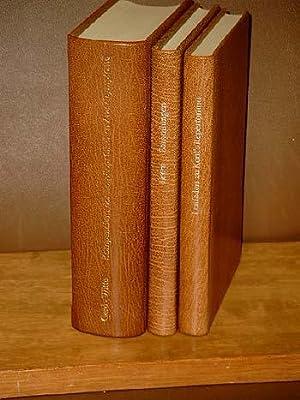 Kleines Konvolut homöopathischer Literatur mit 3 Bänden: Gerd-Witte, Dr. Heinrich; Ensinger, ...
