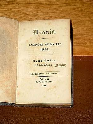 Urania. Taschenbuch auf das Jahr 1844. Neue Folge. Sechster Jahrgang. Mit dem Bildnisse Karl ...