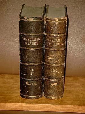 Kommunales Jahrbuch. Hrsg. von Dr. H. Lindemann u. Dr. A. Südekum. Zweiter Jahrgang 1909. Erster ...