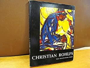 Christian Rohlfs. Das graphische Werk.: Vogt, Paul