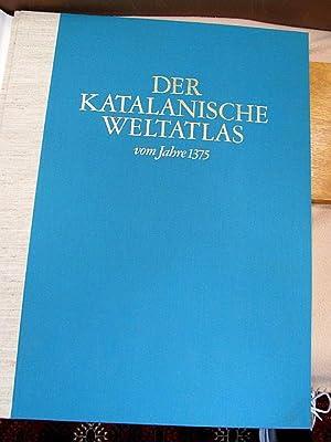 Der katalanische Weltatlas vom Jahre 1375. Nach dem in der Bibliothèque Nationale, Paris, ...