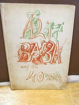 Ali Baba und die vierzig Räuber. Improvisationen von Max Slevogt. Ein Märchen aus Tausendundeine ...