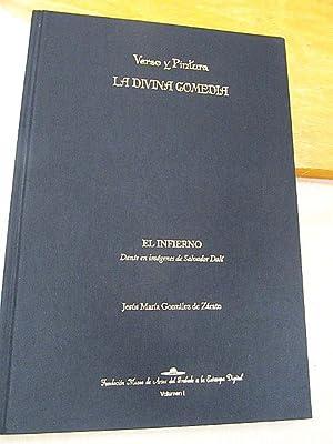 Verso y Pintura La Divina Comedia. El: Zarate, Jesus Maria