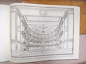Sammlung architektonischer Entwürfe. Eine Auswahl von 51 Bildtafeln und erläuternden Texten aus der...
