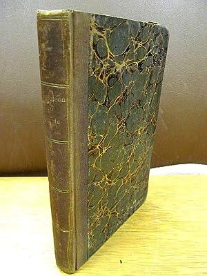 Napoleon en Egypte, Poeme en huit chants. Nouvelle editiion.: Barthelemy et Mery
