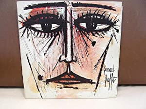 "Bernard Buffet Lithographie: Verve 4025: ""Ella Fitzgerald Sings the George and Ira Gershwin ..."