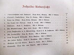 Pracht-Märchen-Bilderbuch: Zwölf der schönsten Märchen für die Jugend. Mit 70 Farbdruckbildern nach...