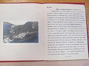 Unsere Sommerreise nach Bayern, Graubünden und Tirol vom 13. August bis zum 9. September 1927. ...