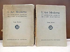 L'Art Moderne et quelques aspects de l'Art: Regnier, Henri de