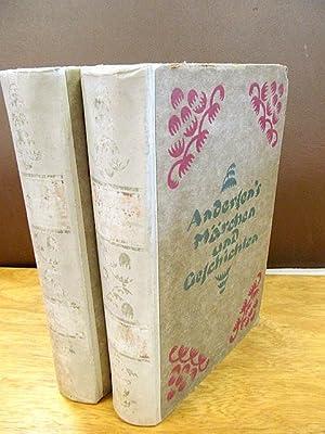 Andersen's Märchen und Geschichten. Band 1-2 ( so cpl. ): Andersen, Hans Christian