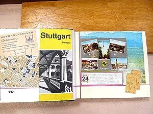 Urlaubsbummel durch Deutschland. Notiertes und Skizziertes zwischen Hamburg, Bremen, Stuttgart, ...