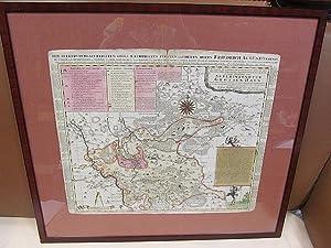 Accurate Geographische Delineation der in dem Meisnischen: Zürner, A.F.
