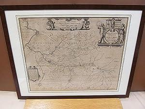 Mechlinia Dominium, et Aerschot Ducatus Auctore Michaele