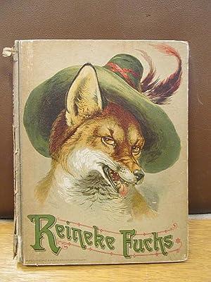 Reineke Fuchs, für die Jugend bearbeitet von Max Barack. Mit 6 Farbdruck- und 30 Textbildern von ...