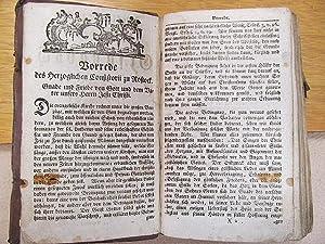 Mecklenburgisches Kirchen-Gesangbuch (Kirchengesangbuch)   Mit Herzogl. ...