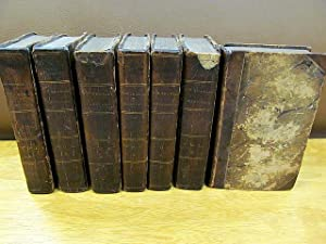 The History of Sir Cha. Grandison, in A Series of letters. In seven volumes.