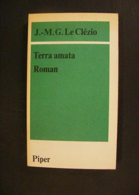 Terra amata: Le Clezio, Jean