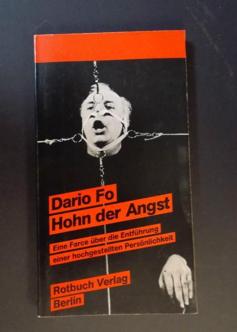 Hohn der Angst - Eine Farce über: Dario Fo