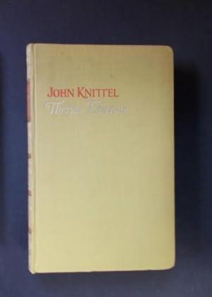 Therese Etienne: Knittel, John