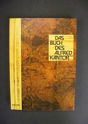 Das Buch des Alfred Kantor: Heer, Friedrich /