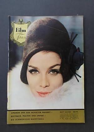 Frau und Film Heft 23/XII 4.Vj. 1960: Waldenburger, Curt und