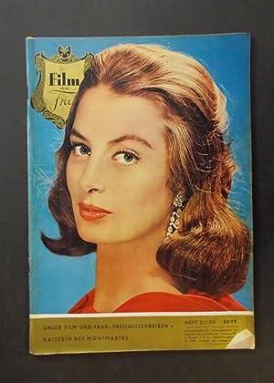 Frau und Film Heft 21/XII 4.VJ. 1960: Waldenburger, Curt und