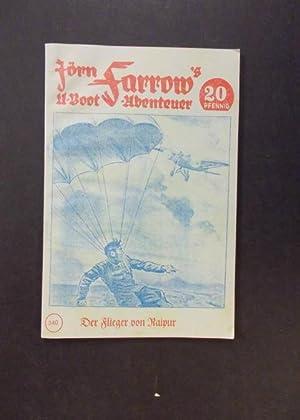 Jörn Farrow's U-Boot Abenteuer Band 340 -: Manfred, Ingo