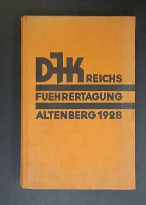 Reichsführerwoche - IX Reichsverbandstag des Reichsverbandes der: Deutsch, Johannes (Hg.)