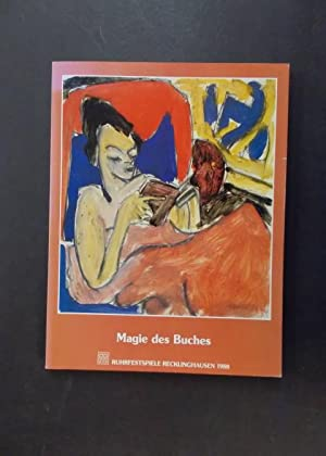 Magie des Buches - 42. Ruhrfestspiele Recklinghausen: Ruhrfestspiele Recklinghausen