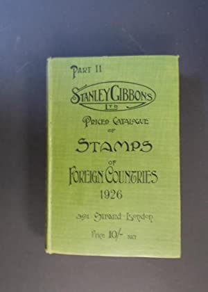 Stanley Gibbons Limited Priced Catalogue of Stamps