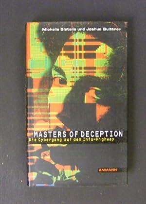 Masters of Deception - Die Cybergang auf: Slatella, Michelle /
