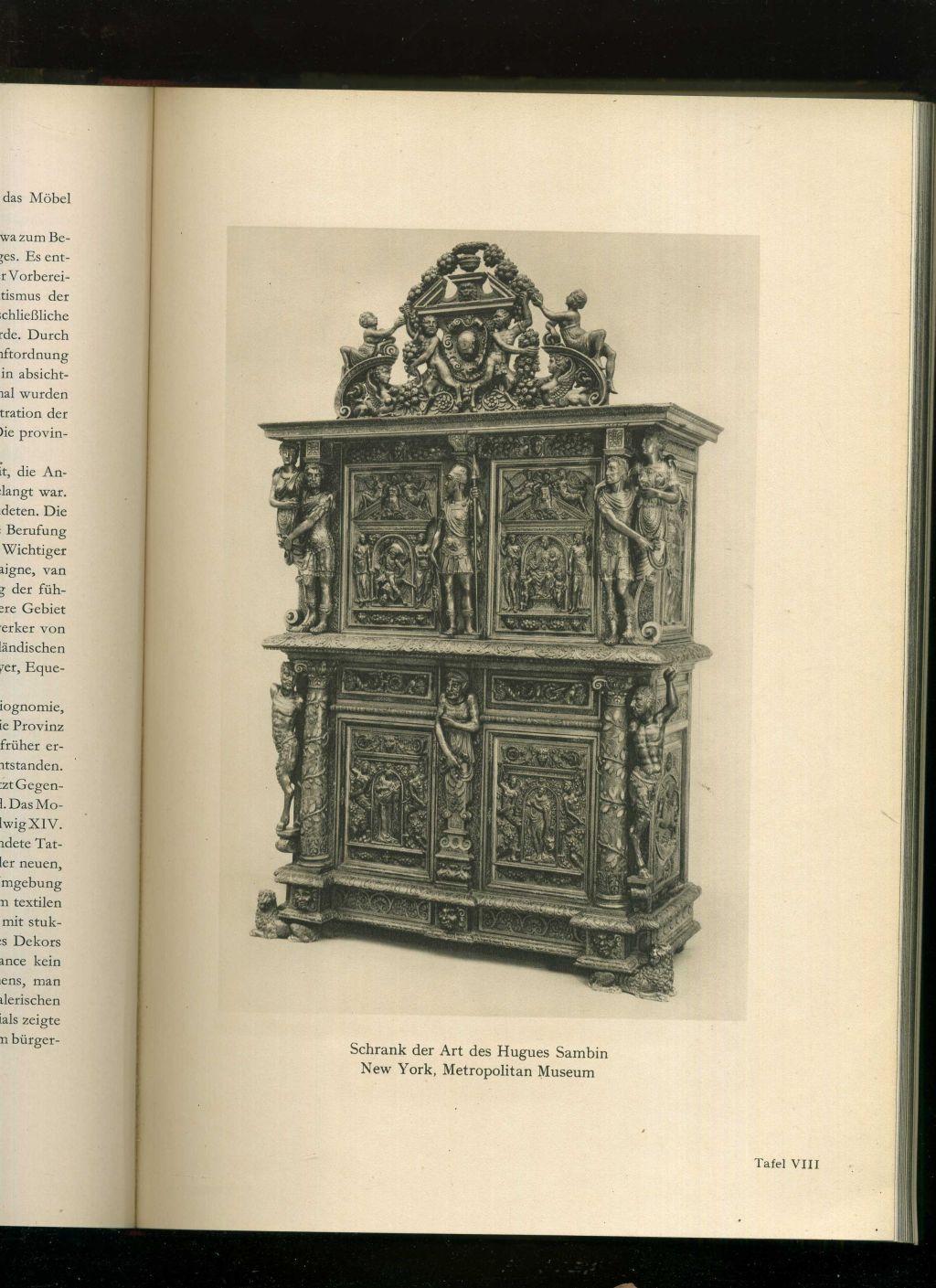 Kunstgeschichte Des Möbel   ZVAB