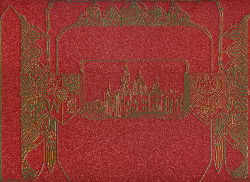 Album von Breslau. 32 Ansichten nach Momentaufnahmen: Album von Breslau