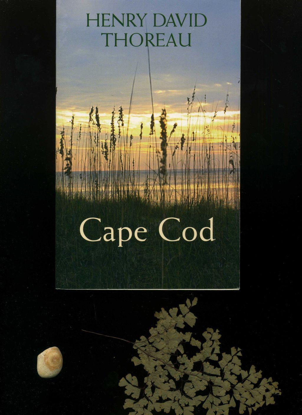 Cape Vod. Text in englischer Sprache /: Thoreau, Henry David.