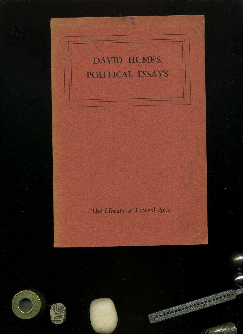 essays on hume David hume (hume, david, 1711-1776) an online book about this author is available,  the philosophical works of david hume including all the essays,.