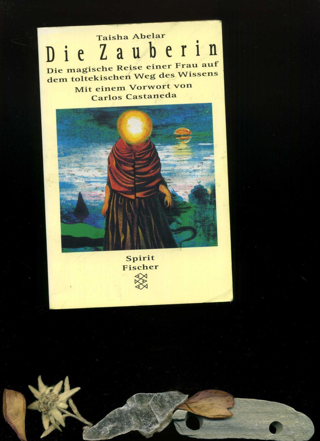 Die Zauberin: Die magische Reise einer Frau: Taisha Abelar:
