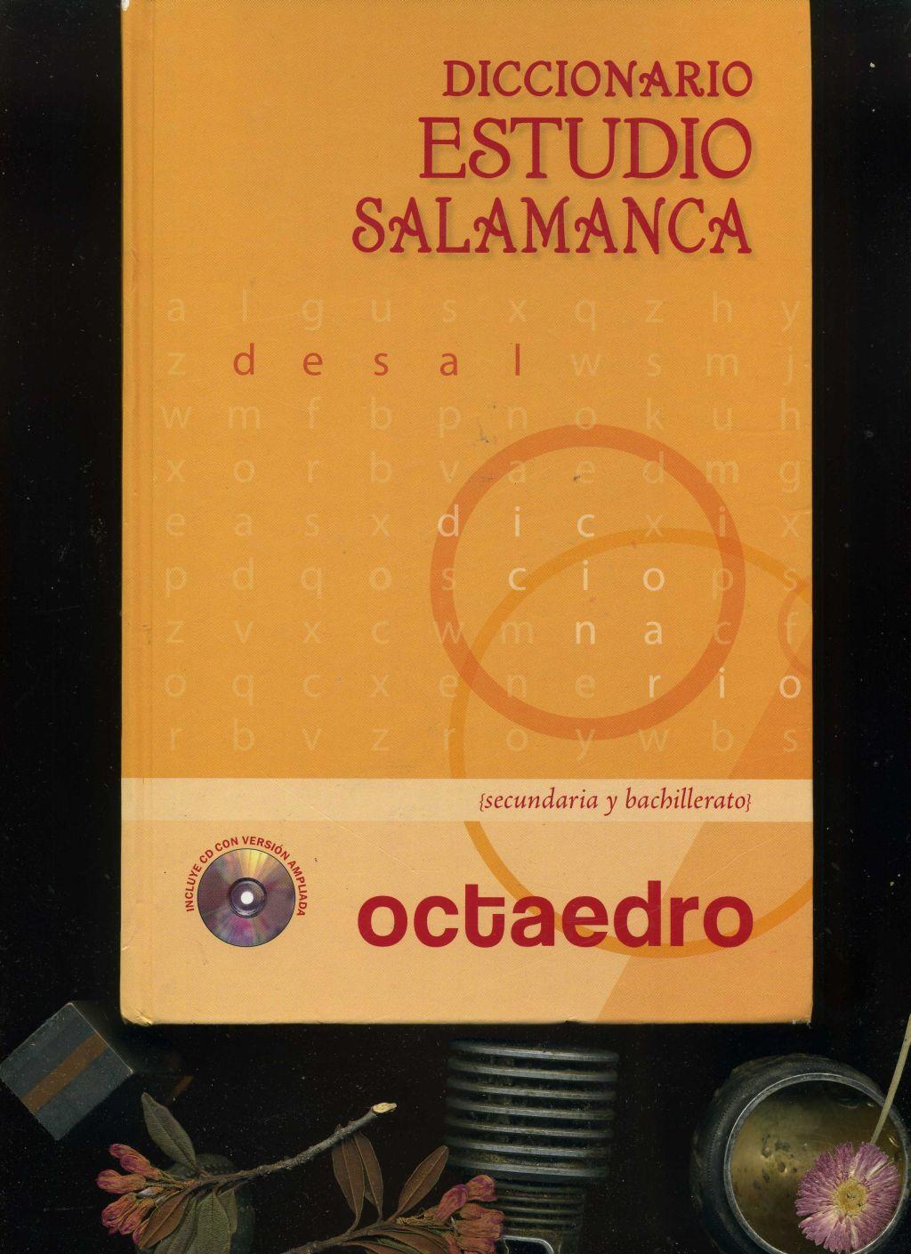 Diccionario estudio Salamanca : desal (Aula Octaedro). Mit einer CD. - José Luis Herrero Ingelmo / Trinidad Sánchez Muñoz