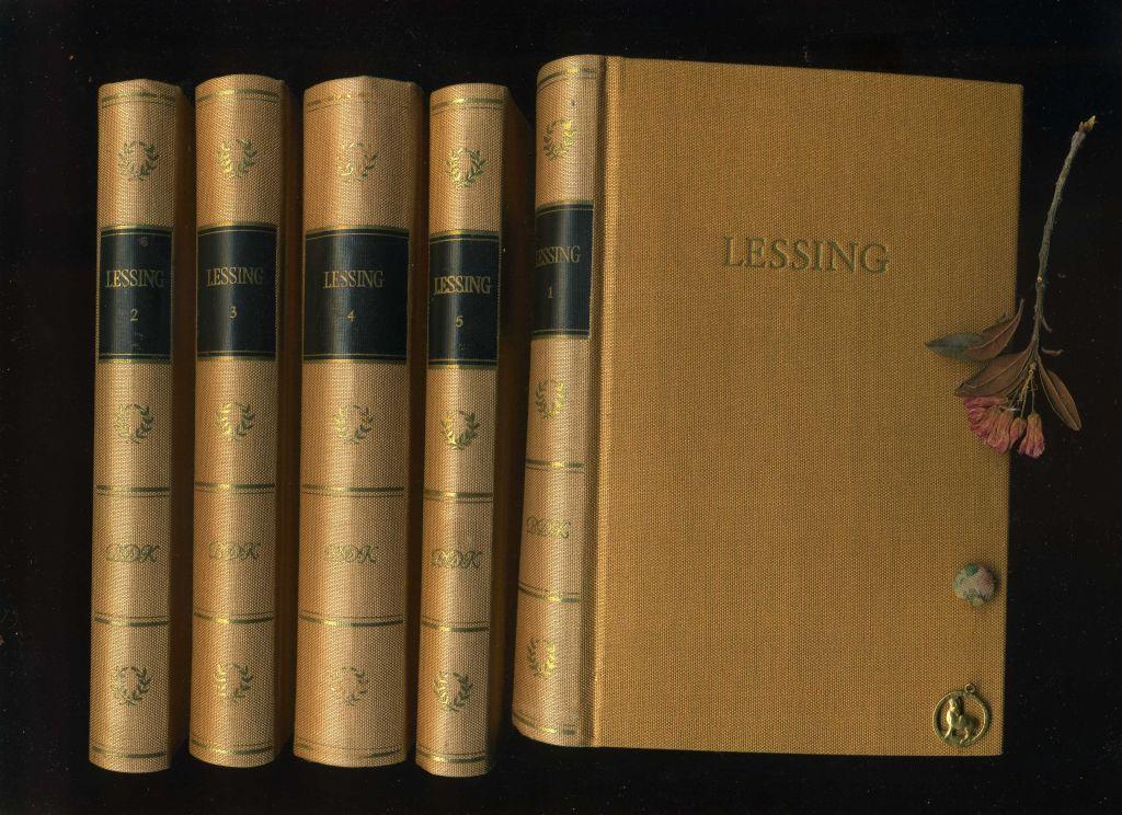 Lessing Werke Und Briefe In 12 Bänden : Lessings ausgewählt werke von lessing zvab