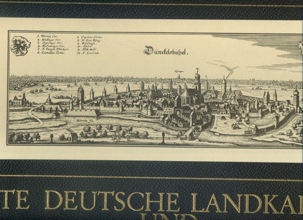 alte deutsche landkarten und st dteansichten die sch nste sammlung alter deutscher landkarten u. Black Bedroom Furniture Sets. Home Design Ideas