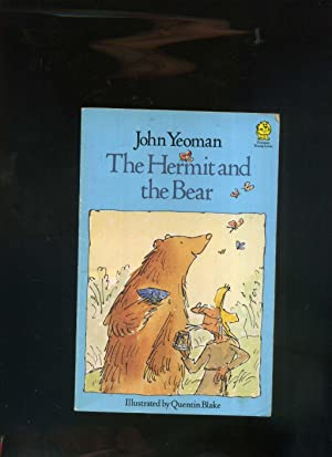 The Hermit and the Bear. Illustrated by Quentin Blake. Taschenbuchausgabe. Text in Englisch.