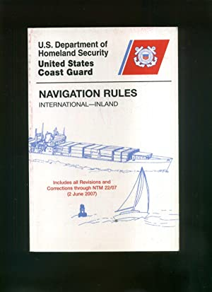 Navigation Rules: International - Inland. Includes all: U. s. Department