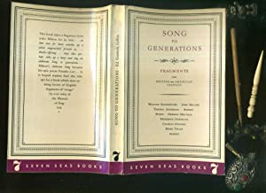 Song to Generations, Fragments from British and: Song to Generations: