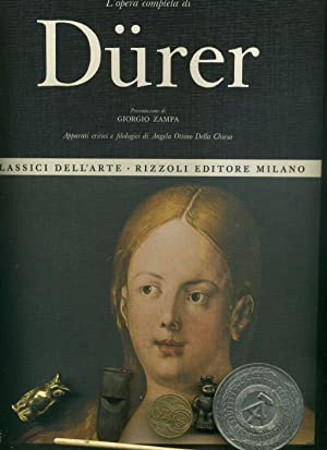 L' opera completa di Dürer. In der: Zampa, Giorgio.