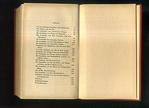 Liebesgeschichten aus 1001 Nacht. Bearbeitet von Gundel Dietz. Mit 37 Illustrationen von Walter ...
