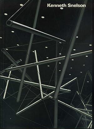 Kenneth Snelson. Skulpturen. Ausstellungskatalog Nationalgalerie Berlin 31.: Schneckider, Angela: