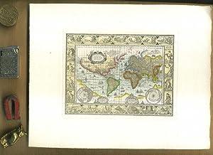 Nova Totius Terrarum Orbis Geographica Ac Hydrographica: Willem Janszoon Blaeu: